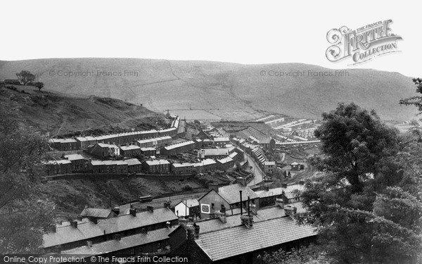 Nant-y-moel, Wales Circa 1955
