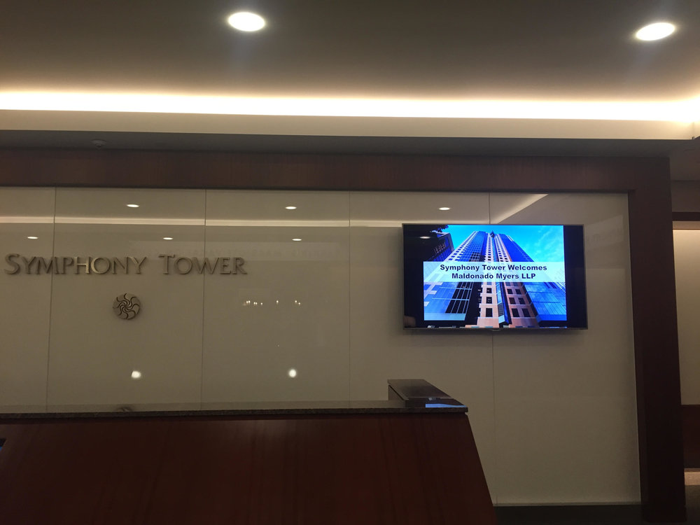 Symphony Towers office