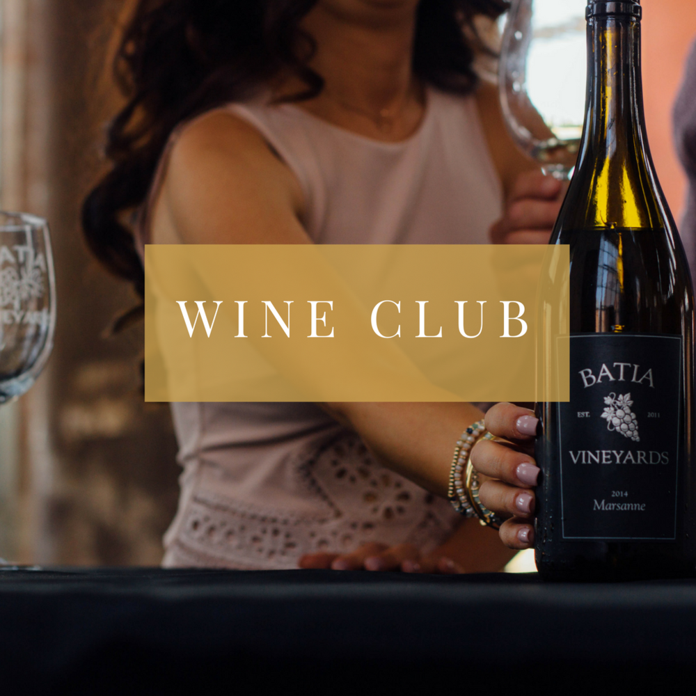 Learn About our Wine Club