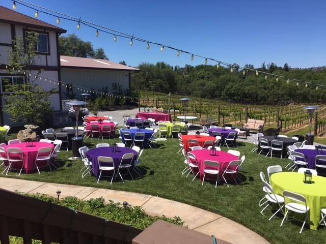 Join us with your guest(s) for our June Wine Club Picnic at Batia Vineyard's Estate in Cameron Park!
