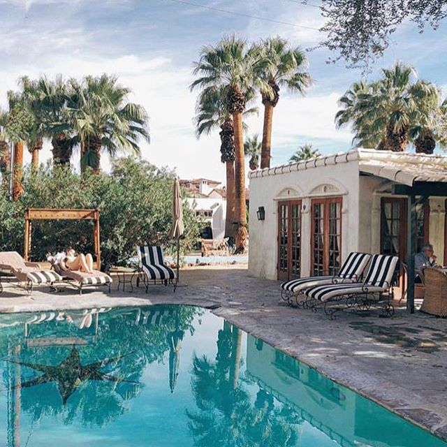 We are missing Palm Springs bad. Take us back. Dreamy @korakia
