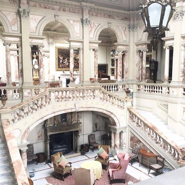 Gosford house via @lucygrayinteriors