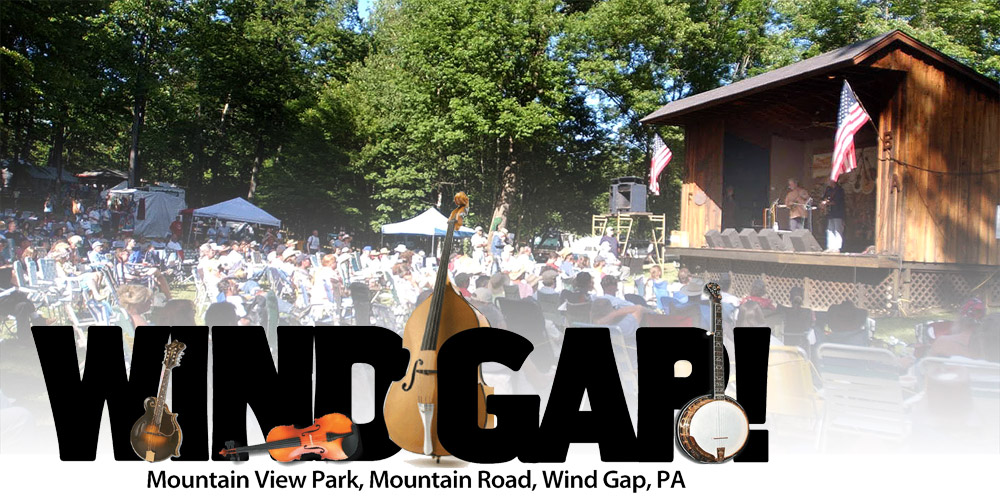 Wind Gap Bluegrass