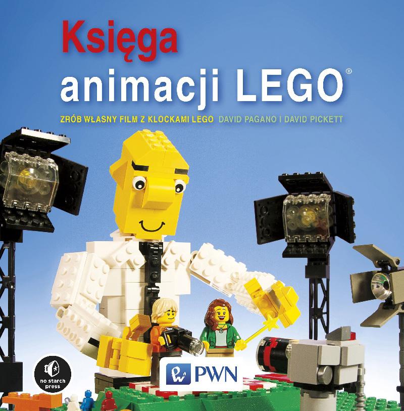 Ksiega animacji LEGO:Zrób własny film z klockami Lego
