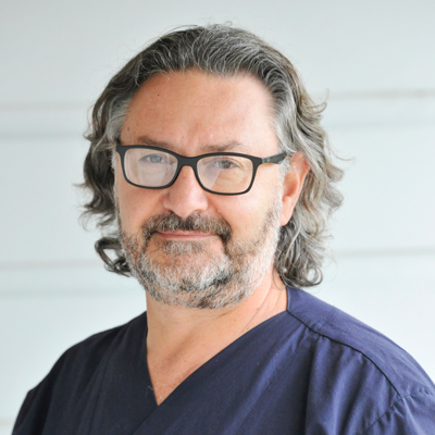 Specialist General Surgeon Mr. Rick Cirolli MD.