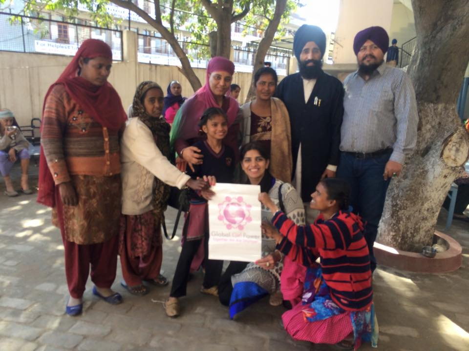 A visit to Prabh Aasra (Home of Destitute) Punjab, India