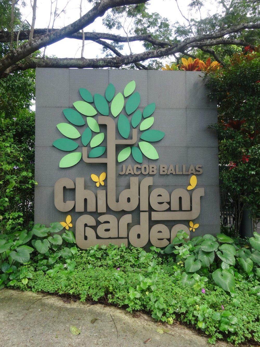 Jacob Ballas Children's Garden | Singapore