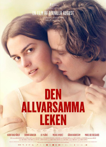 Den Allvarsamma Leken (2016)  Dir: Pernilla August (2016) Prod: B-Reel  Watch trailer