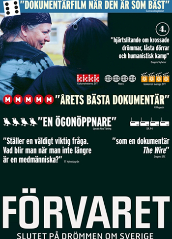 Förvaret (2015)  Dir: Shaon Chakraborty & Anna Persson Prod: Råfilm Filmmakers  Watch trailer