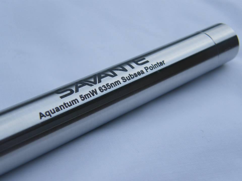 Savante Subsea and Underwater Laser - Aquantum Laser Module