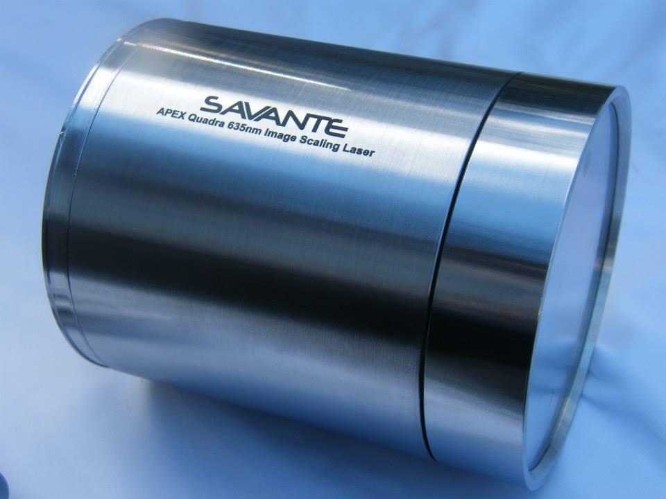 Savante Subsea APEX underwater laser image scaling module