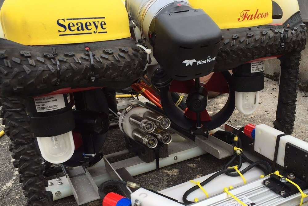 Savante Subsea and Underwater Laser LMNI Module