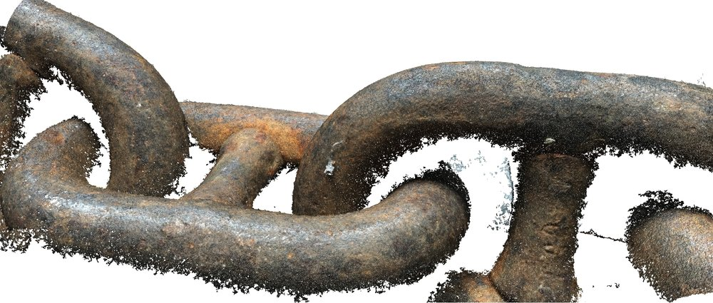 Mooring chain fitness for purpose inspections