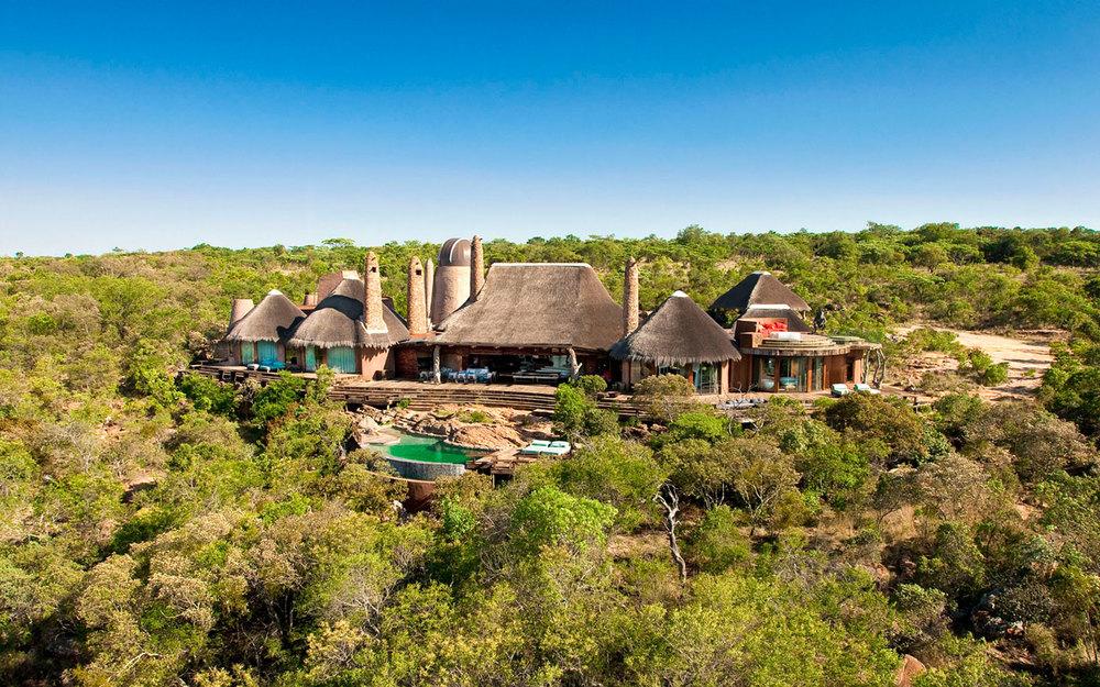 Vue extérieure Leobo Private Reserve