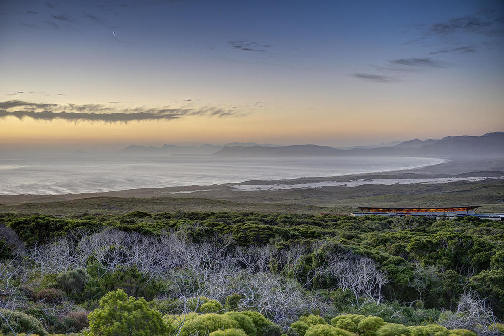 Vue panoramique Grootbos