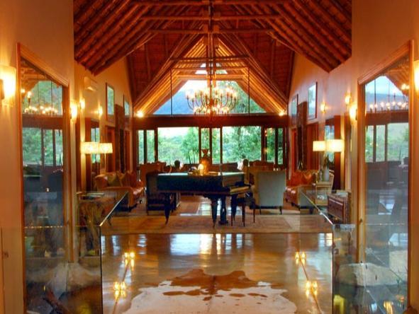 Salon intérieur Karkloof Spa