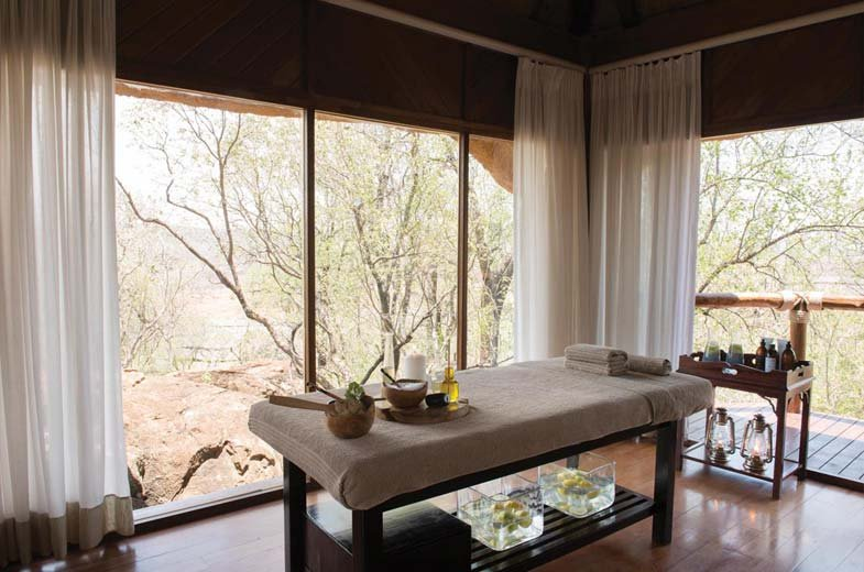 Table de massage Madikwe Hills