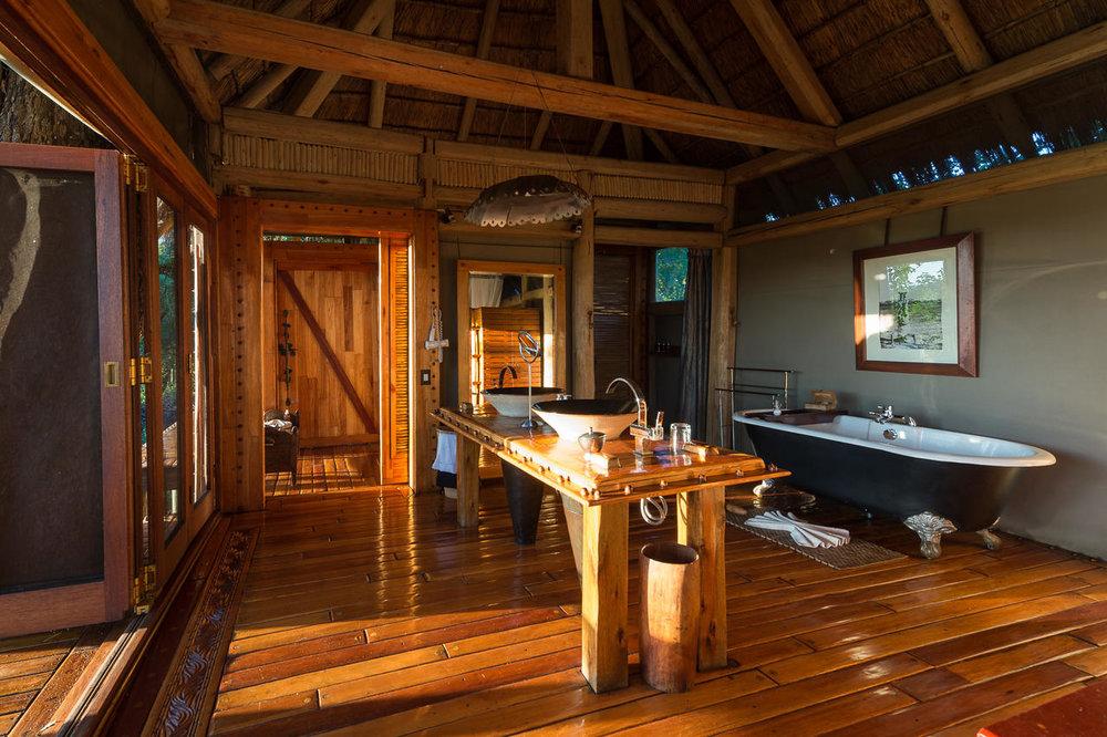 Salle de bain Jao Camp