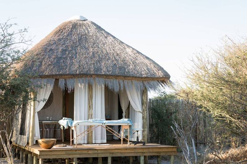Chambre lodge Haina Kalahari Lodge