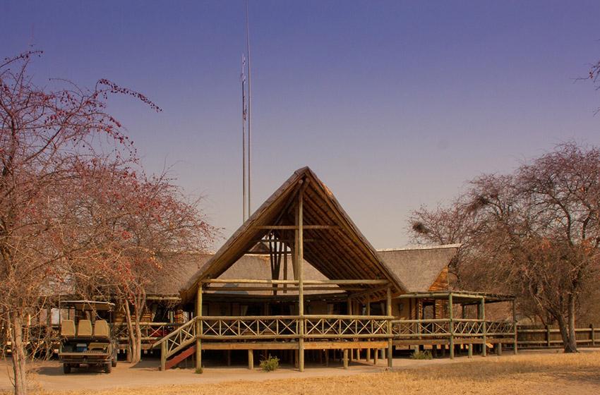 Vue extérieure Deception Valley Lodge