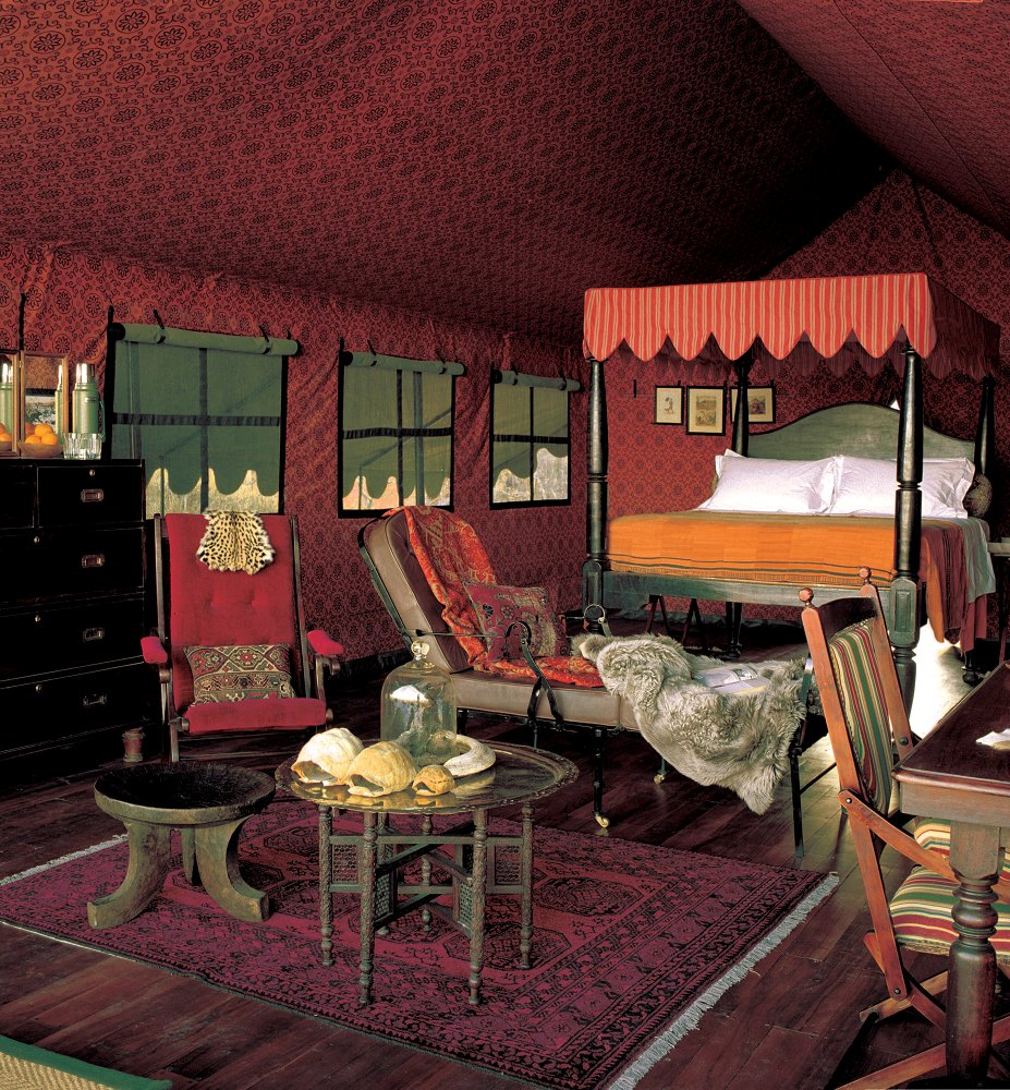 Chambre Jack's Camp