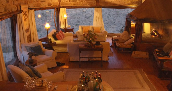 Salon Borana Lodge
