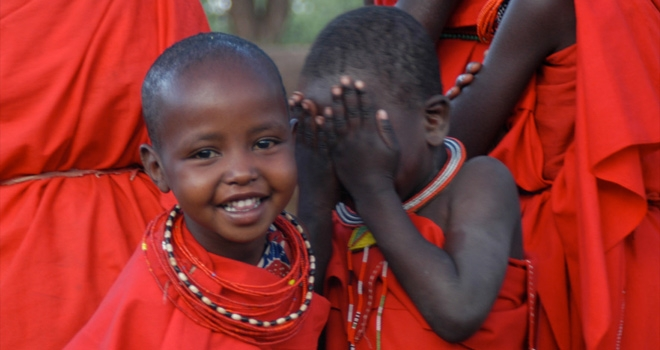 Enfants Borana Lodge