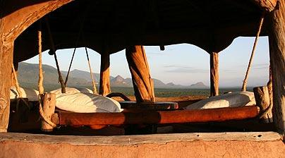 Daybed Tassia Lodge