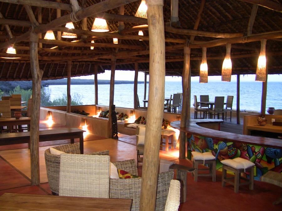 Bar Lodge Principale Nuarro