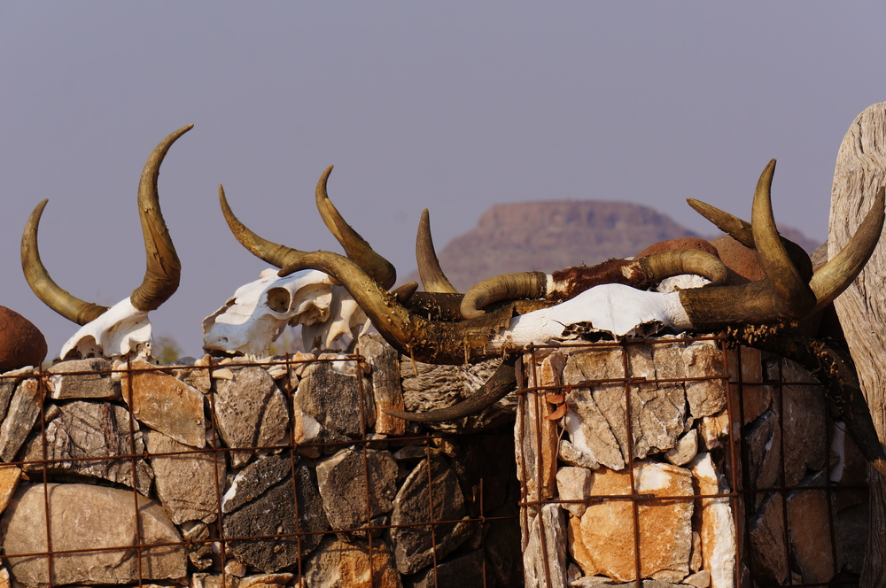 Vue extérieure Etambura
