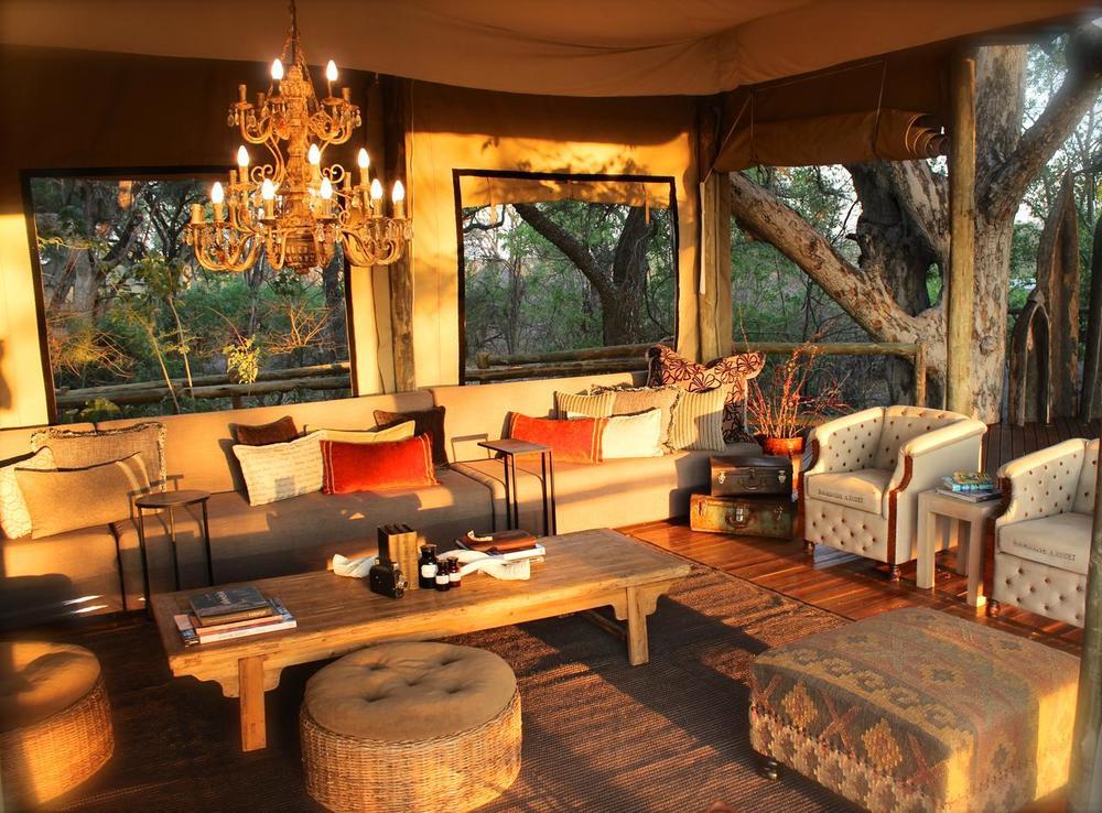 Salon Nambwa Tented Lodge