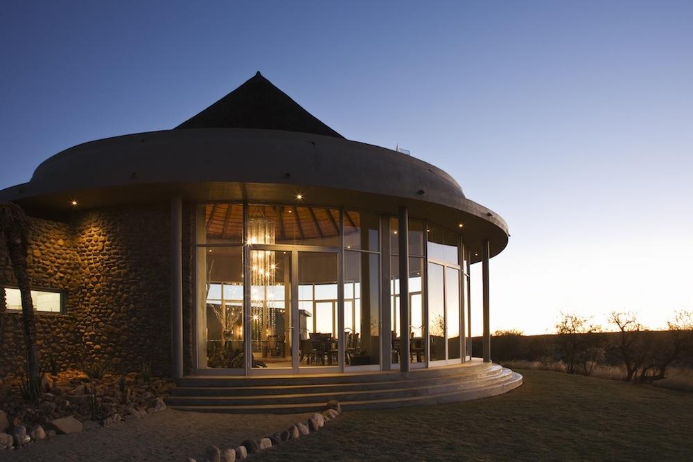 Lodge principale Naankuse