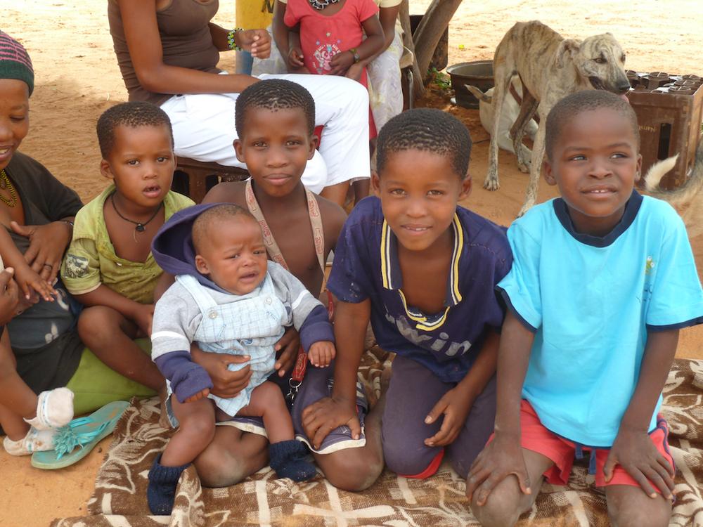Enfants de Naankuse