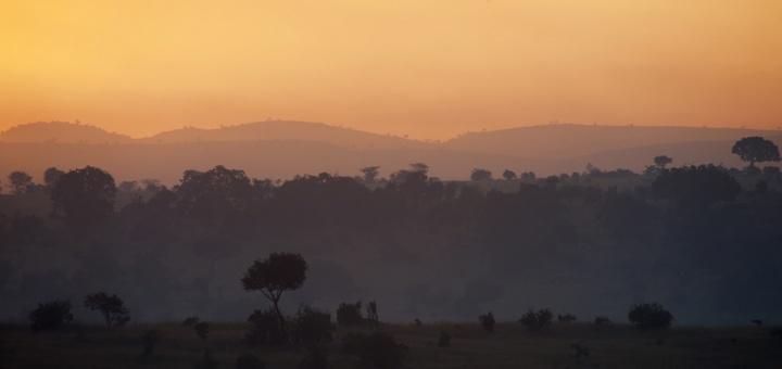 Coucher de Soleil Nomad Lamai Serengeti