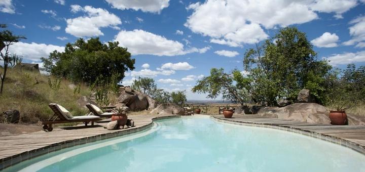 Piscine Nomad Lamai Serengeti
