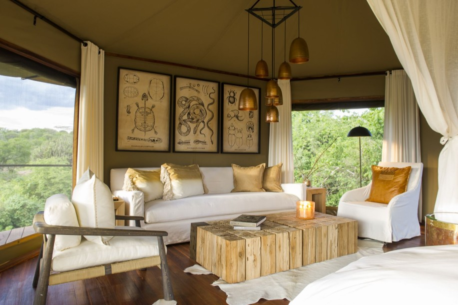 Chambre Mwiba Lodge