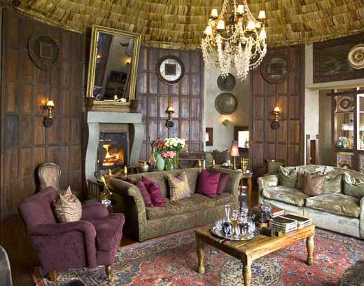 Salon Ngorongoro Crater Lodge