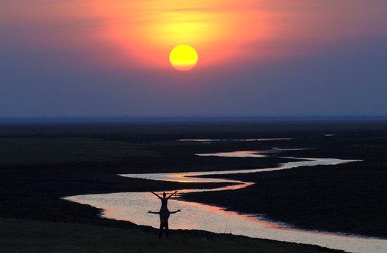Levée de soleil Chada Katavi