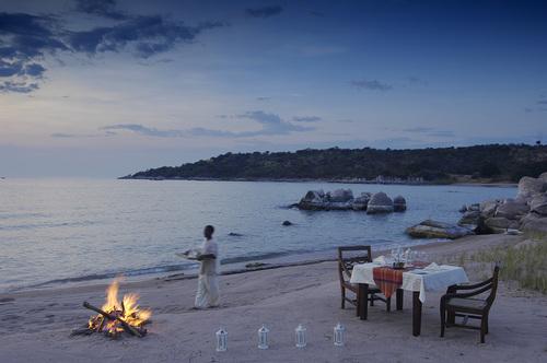 Dîner romantique Lupita Island
