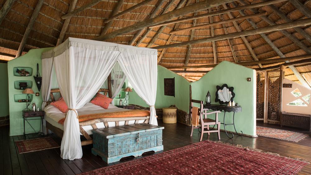 Chambre Lupita Island