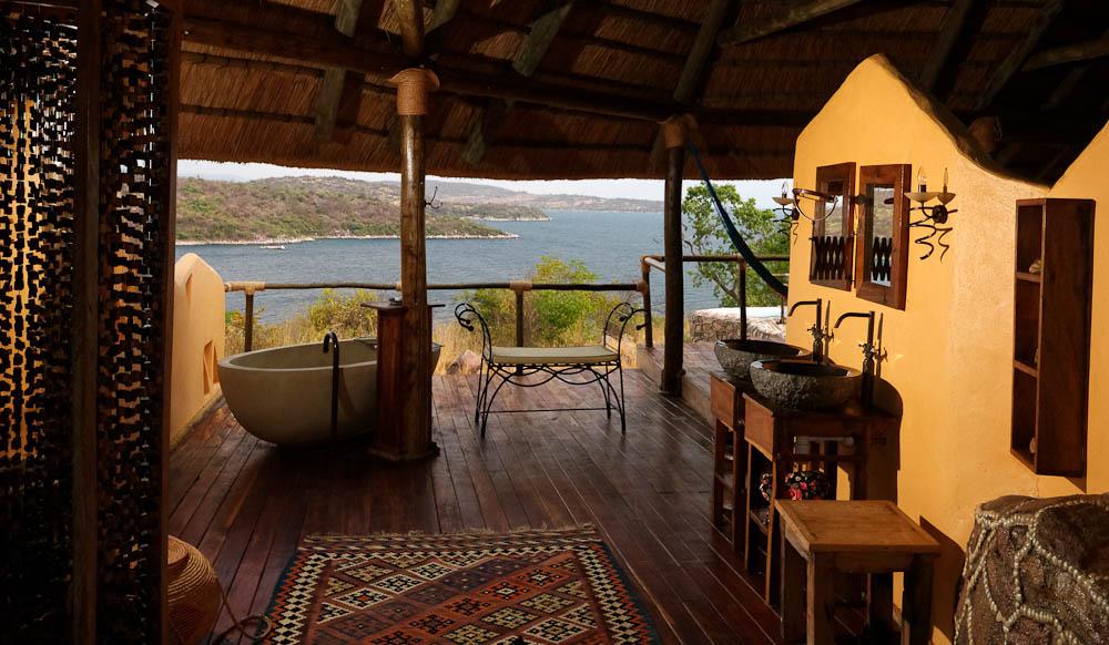 Salle de bain Lupita Island