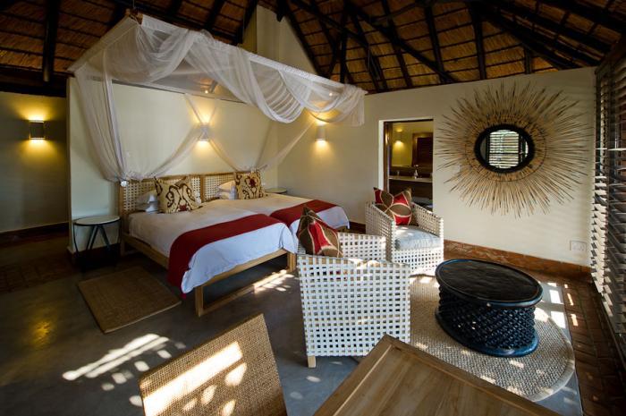 Chambre Mfuwe Lodge