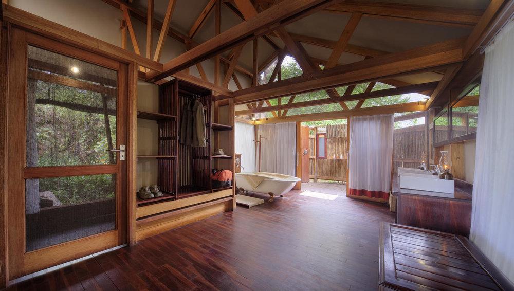 Chambre  Lebala Camp