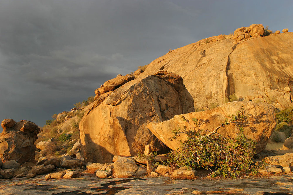Rochers Erongo Wilderness Lodge