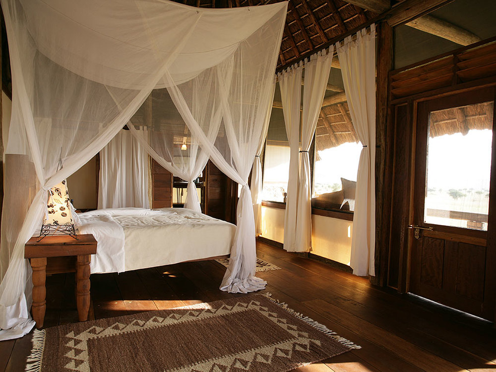Chambre Apoka Safari Lodge