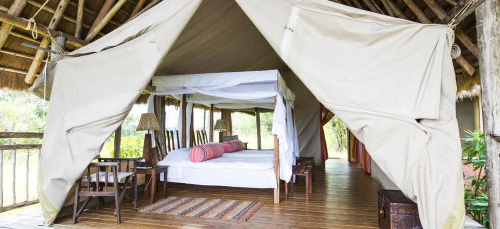 Chambre Mihingo Lodge