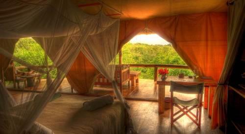 Chambre Semliki Lodge