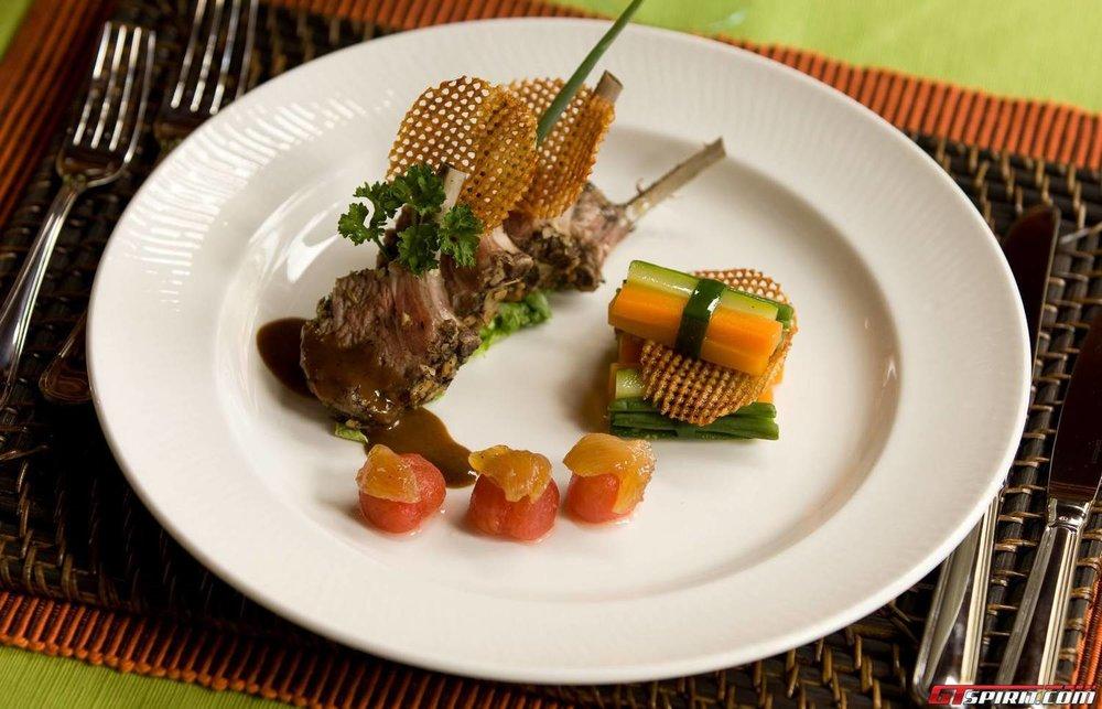 Gastronomie Le Duc de Praslin