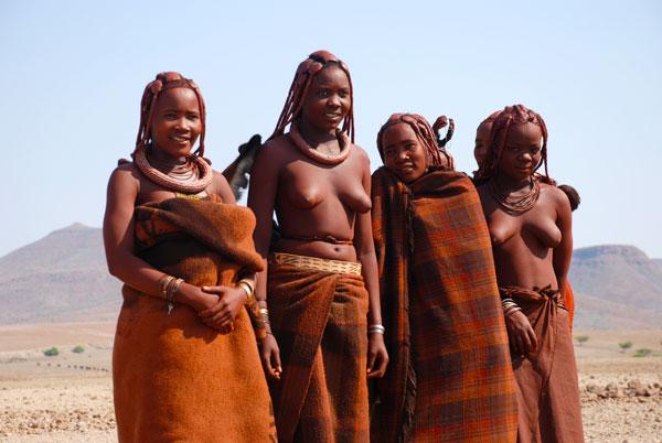Safari Expérience authentique avec les Himbas - himbas