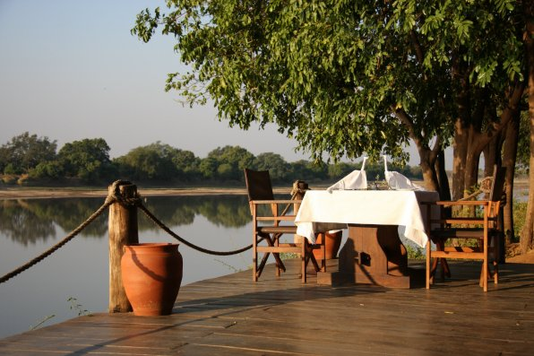 Safari Zambie et chute Victoria - Nkwali camp